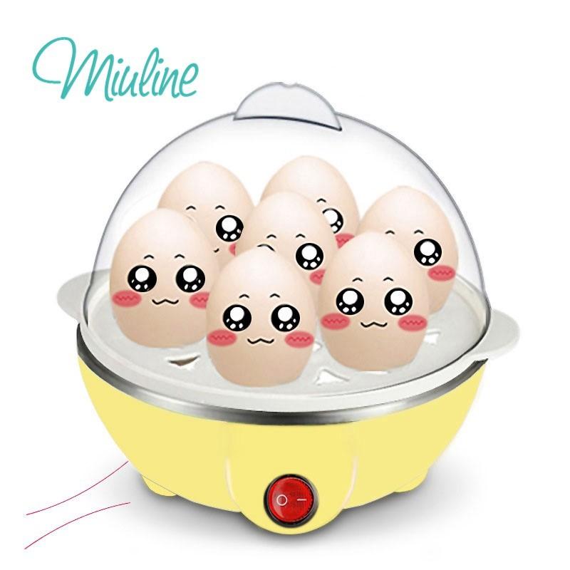 Miuline ON SALE  Steamer Multi-Purpose Electric Egg Cooker & Food