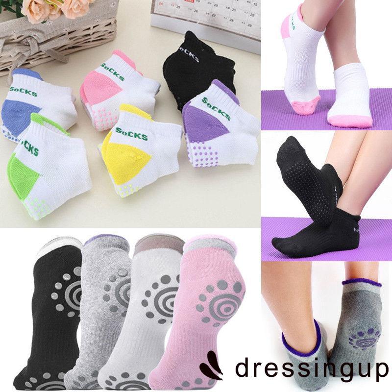 NER-Hot Sell Women´s Mens Yoga Socks Barre Socks Pilates Socks Non Slip Skid