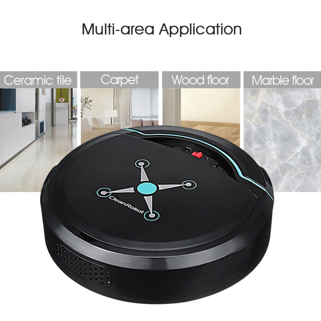 Intelligent Automatic Suction Suction Sweeping Robot Automatic Vacuum Cleaner