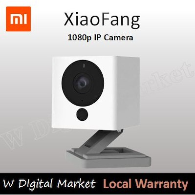 XIAOMI XiaoFang CCTV 1080p Camera 110° F2 0 WiFi IP Web-Camera Night Vision